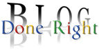 Go to Google Done Right BLOG